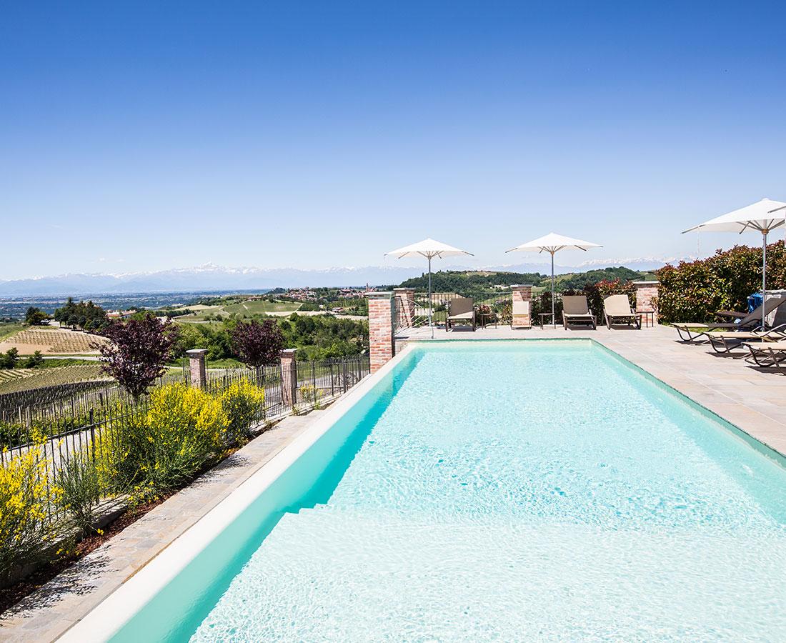 Residence langhe residence con piscina alba residence - Residence marzamemi con piscina ...
